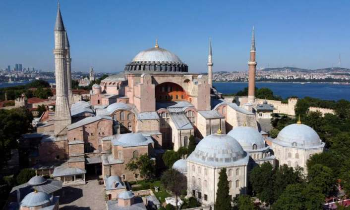 Greece Hopes Turkey to Preserve Hagia Sophia as Museum