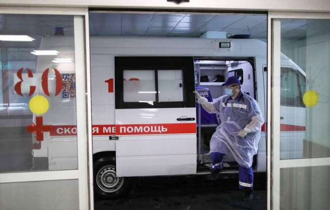 Russia Registers 6,718 COVID-19 Cases Over Past 24 Hours - Response Center
