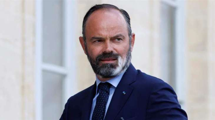 French Prime Minister Philippe Resigns - Elysee Palace