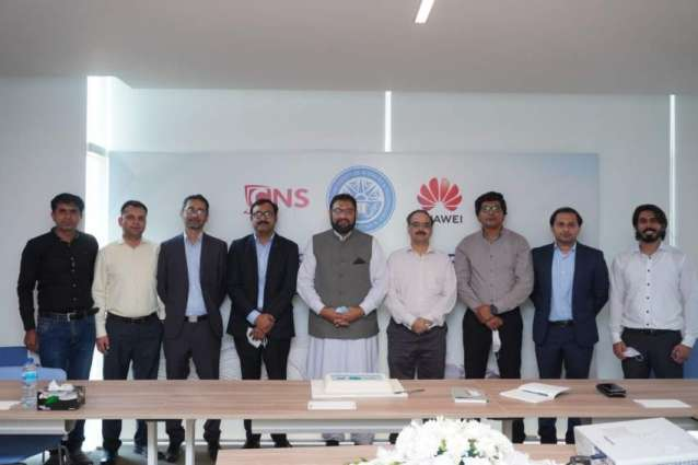 NUST partnered with Huawei to launch First SDN Project in Pakistan