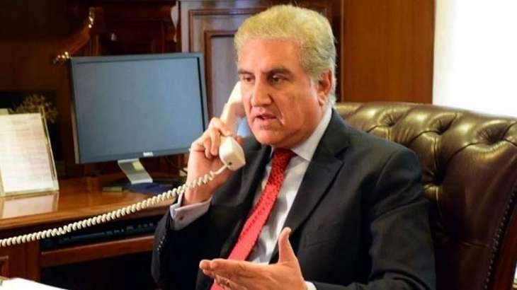 وزیر الخارجیة الباکستاني یبحث مع الأمین العام لمنظمة التعاون الاقتصادي تعزیز العلاقات
