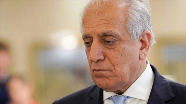 US, Afghan Officials Agree on Need to Prioritize Afghan Economic Growth - Khalilzad