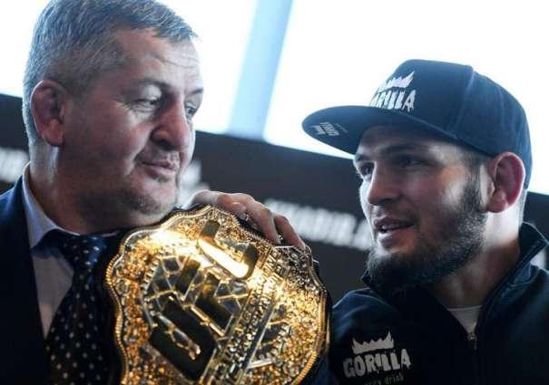 Father of UFC Champion Nurmagomedov Dies Aged 57 of Coronavirus Complications