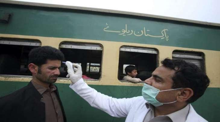 باکستان تسجل ارتفاع حصیلة الاصابات بفیروس کورونا الي 223779 حالة