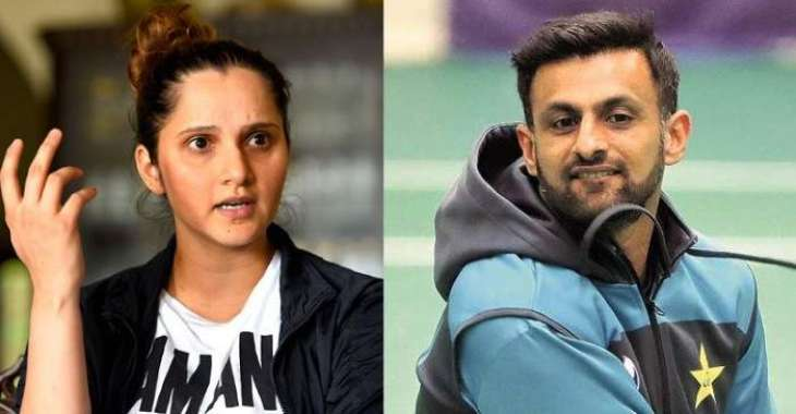 Shoaib Malik gives challenge to Sania Mirza