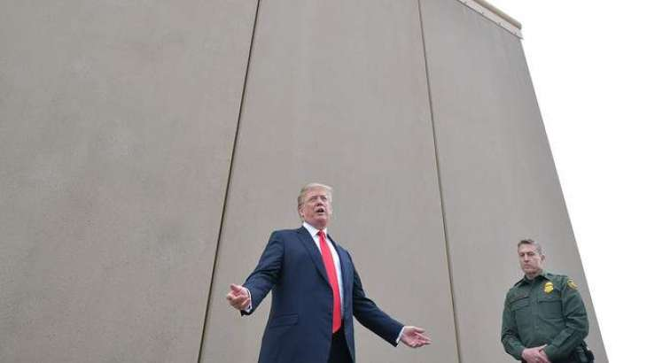 Legislation Bans Funding for Trump's 'Racist' Border Wall - US House Subcommittee