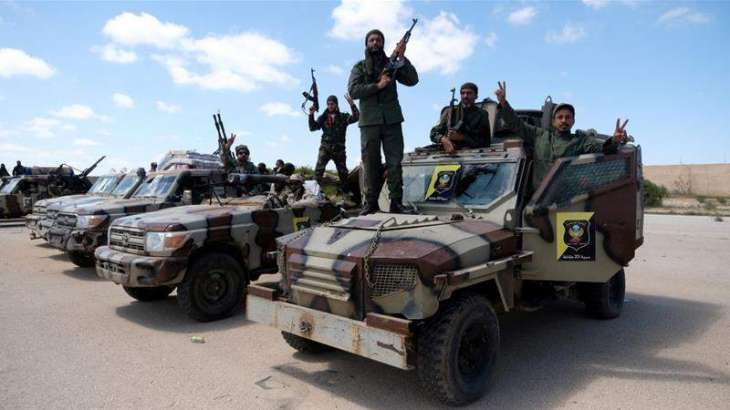 ICC Ready to Look Into Possible Crimes by LNA in Libya in Late July - GNA