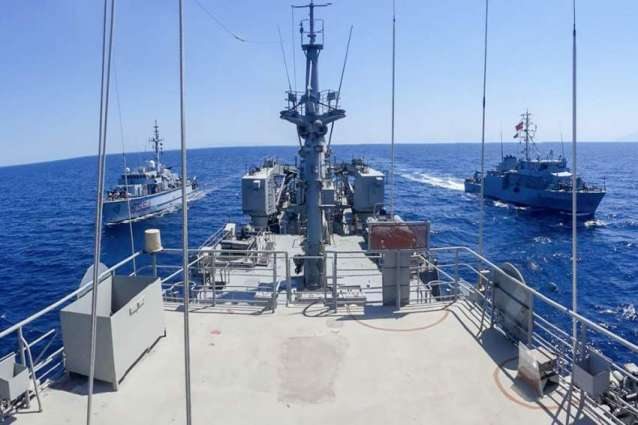 Russian Military Says Fleet Follows NATO Minesweeping Force Entering Black Sea