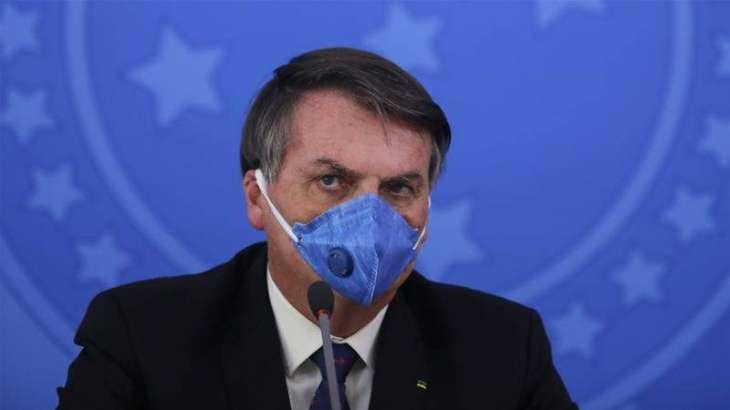 Brazil President Bolsonaro Tests Positive for COVID-19 - Reports