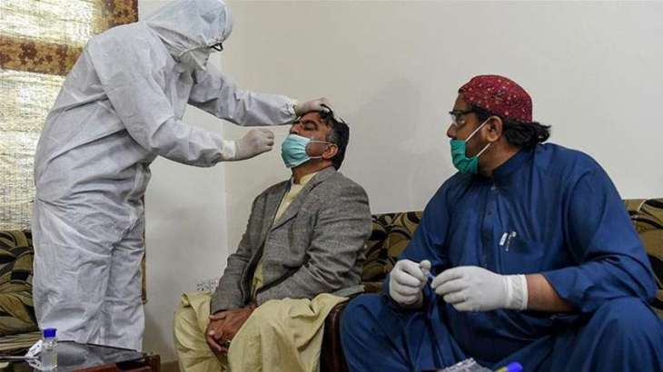 61 people died, 3,359 new cases surface during 24 hours in Pakistan