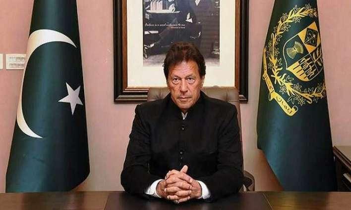 رئیس وزراء باکستان عمران خان یوٴکد علي ضرورة اتباع الاجراء ات بمواجھة کورونا خلال عید الأضحي