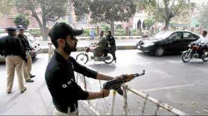 Unknown men attack policeman in Karachi's Korangi 5
