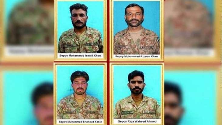 مقتل 4 من رجال الجیش الباکستاني خلال اشتباکات مع عناصر ارھابیة في منطقة وزیرستان