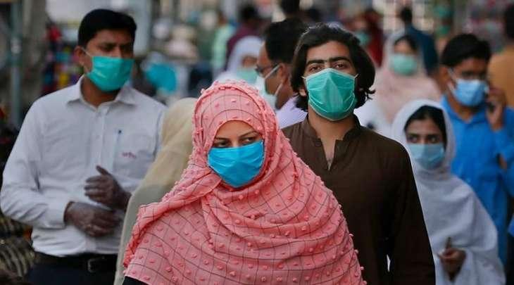ارتفاع حصیلة الاصابات بفیروس کورونا الي 252982 حالة في باکستان