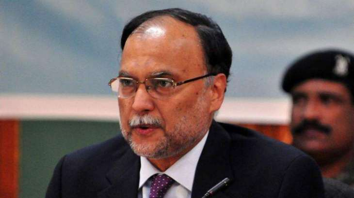 Ahsan Iqbal moves NAB to lodge reference against PM