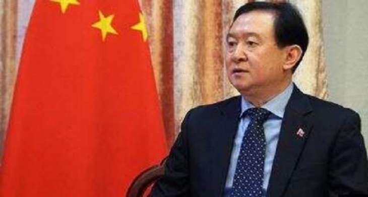 Chinese Ambassador Urges Int'l Community to Oppose US Push to Extend Sanctions on Tehran
