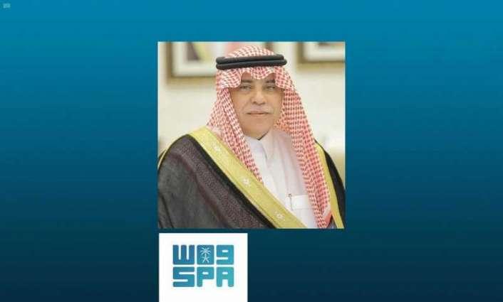 وزير الإعلام المكلف يهنئ صحيفة عرب نيوز بإطلاق موقعها باللغة الفرنسية