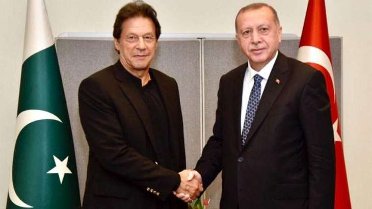 PM says Pakistan stands by Turkey against FETO threat
