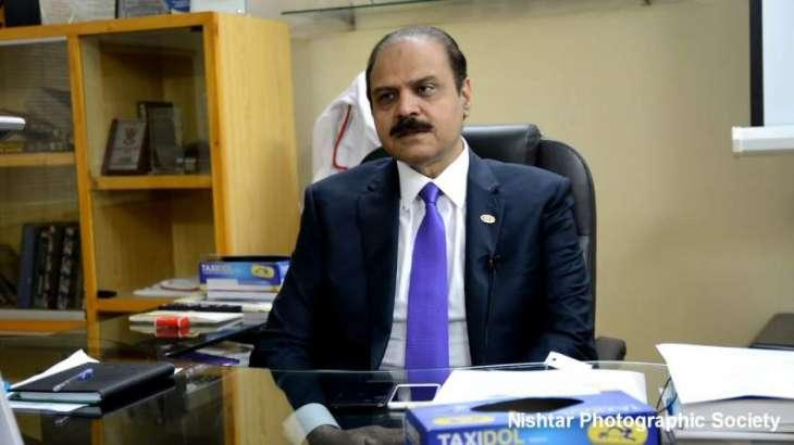 Nishtar Medical University's VC Dr. Mustafa Pasha succumbs to Covid-19