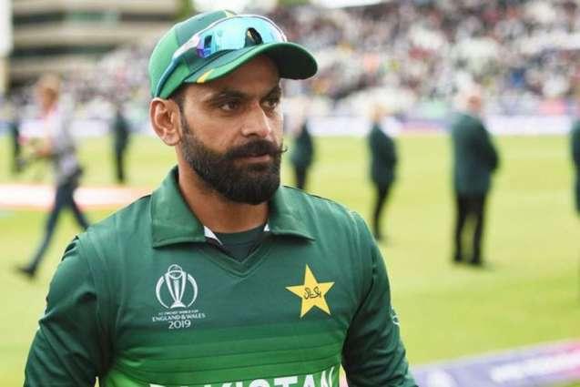 Muhammad Hafeez excited over ICC quiz