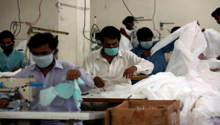 ارتفاع حصیلة الاصابات بفیروس کورونا الي 257208 حالة في باکستان