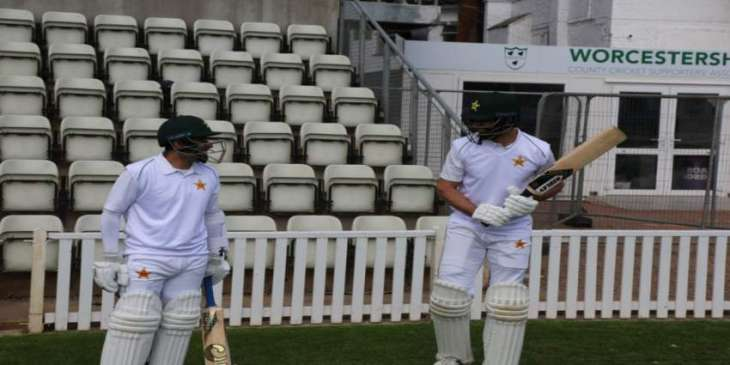 PCB Greens v PCB Whites practice match ends in a draw