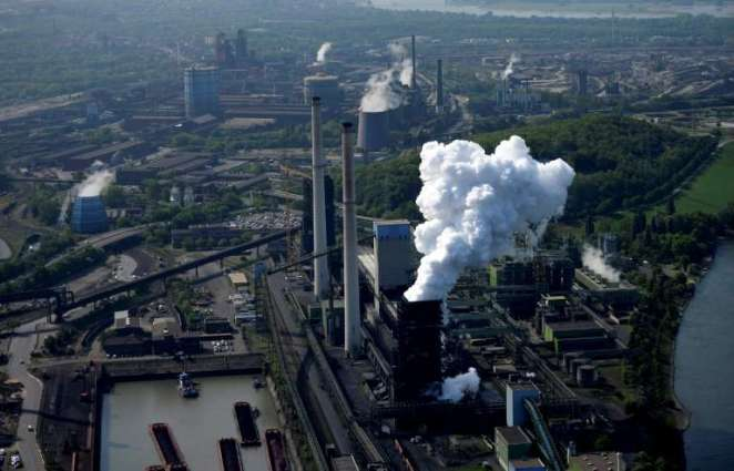German Economy Shrinks by Record 10.1% in Q2 - Statistics