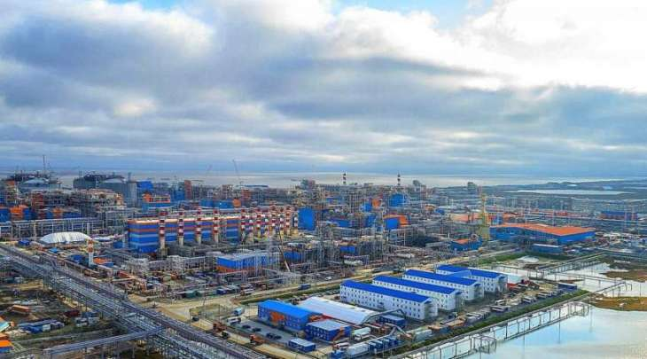 Russia's Novatek Plans to Finish Yamal LNG's 4th Factory Line in Q4