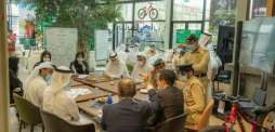 Hamdan bin Mohammed issues directives to transform Dubai into a bicycle-friendly city