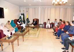 All political forces unanimous in support of Kashmiris: AJK president