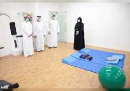 هيئة الرياضة تستكمل عملية توزيع الأجهزة الرياضية على كبار المواطنين بالتعاون مع وزارة تنمية المجتمع
