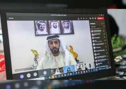 راشد بن حميد النعيمي يطلق منصة العد الذاتي للسكان بإمارة عجمان