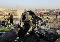 Kiev Expects Iran to Provide All Information on Tehran Plane Crash by October