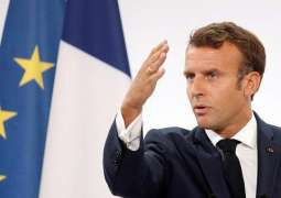 Macron Says to Visit Blast-Stricken Port of Beirut in Next Few Hours