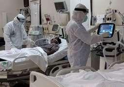 Pakistan witnesses sharp decline in Coronavirus