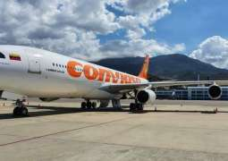 Venezuela's Conviasa Airline Allowed to Carry Out Direct Moscow-Caracas Flights - Watchdog