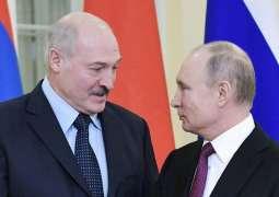 Putin, Lukashenko Discuss Moscow-Minsk Ties, Recent Detention of Russians - Kremlin