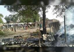 مقتل 21 شخصا في هجمات على خمس قرى بوسط نيجيريا