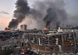 Lebanon Thanks Russia for Help With Beirut Blast Aftermath - Ambassador
