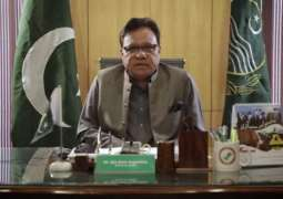 Provincial Minister Ejaz Alam launches project for minority youth