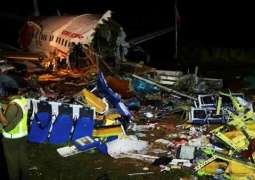 Death Toll From Indian Jet Crash Rises to 18 - Airline