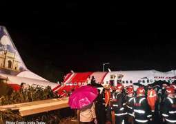 Relief efforts for Air India Express flight survivors