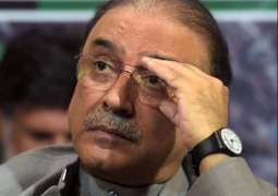 Court indicts Asif Ali Zardari in Park Lane reference today