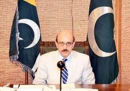 Kashmiri-Pakistani diaspora have played a critical role in highlighting the plight of Kashmiris – Masood Khan