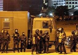 Sputnik Belarus Says Correspondent Beaten Up, Detained After Unrest in Minsk