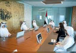خالد بن محمد بن زايد يطلع على نتائج استراتيجية دائرة الثقافة والسياحة - أبوظبي
