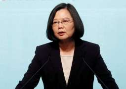 Taiwan President Says Committed to Defense Spending Growth, Military Reforms