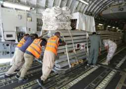 Plane With Humanitarian Aid Leaves Italy for Lebanon to Help Nation After Blast - Rome