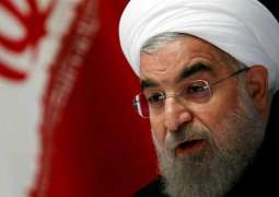 Rouhani Says Strong Iran in Interest of Region as Gulf States Call For Arms Ban Extension
