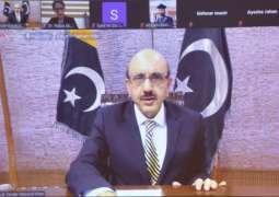 Collective aspiration of Kashmiris is to join Pakistan – Masood Khan